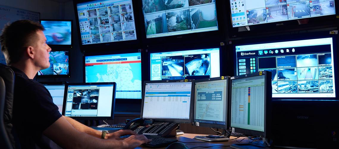 Monitoramento 24H e de imagens